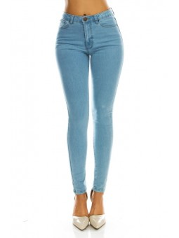 Women's Basic Denim Skinny Jeans