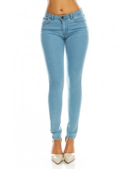 Women's Low Rise Basic Skinny Jeans
