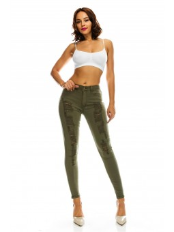 Sugar Baby High Rise Skinny Pants