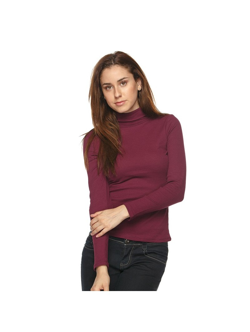 Long Sleeve Turtleneck Thermal Top